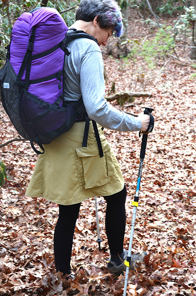 HIKING SKIRT
