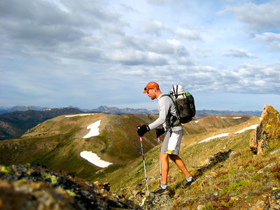 Kevin Degraw - CDT thru-hike with ZB2