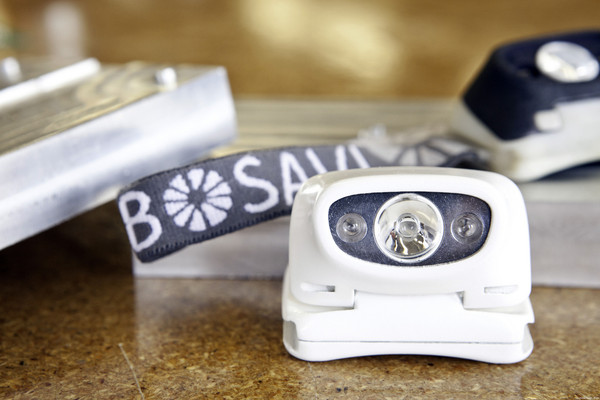 The Bosavi Headlamp (photo courtesy of Joseph Schell)