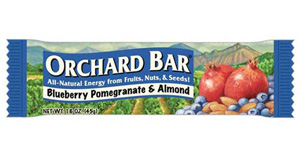 Orchard Bar - Blueberry Pomegranate Almond