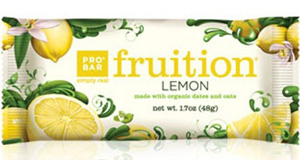 Probar Fruition - Lemon