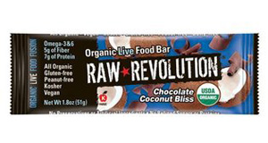 Raw Revolution - Chocolate Coconut