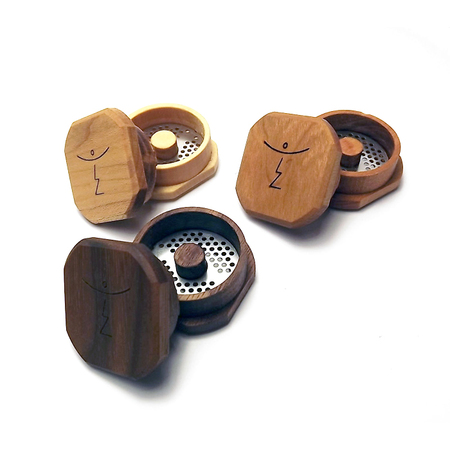 Magic Flight Herb Grinders