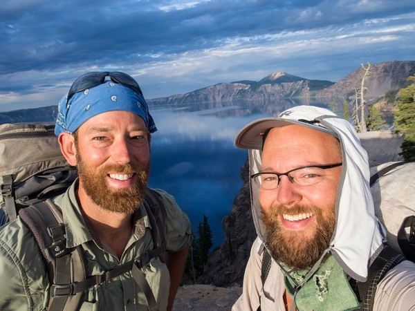 DC and Easy A - Crater Lake