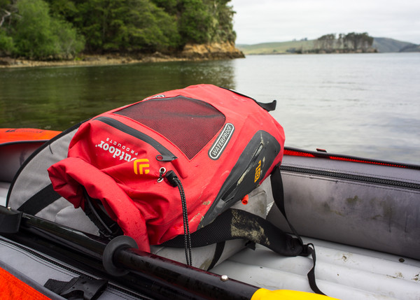 Out for a Weekend of Paddling