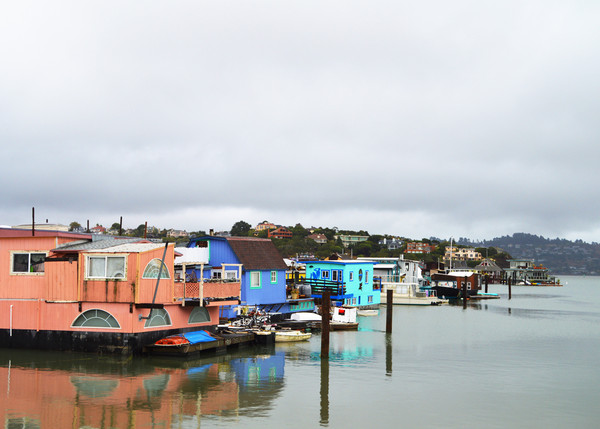Sausalito House Boats