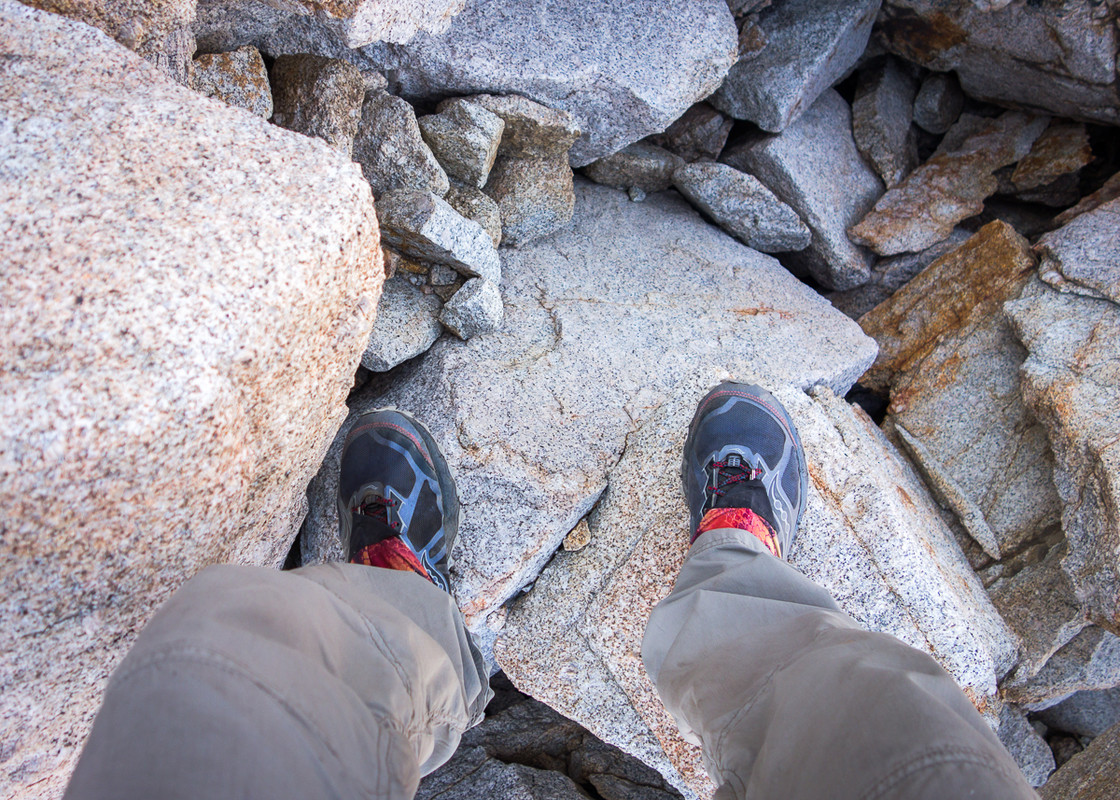 Talus Hopping