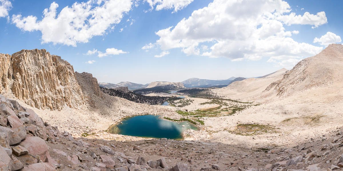 Cottonwood Lakes Basin