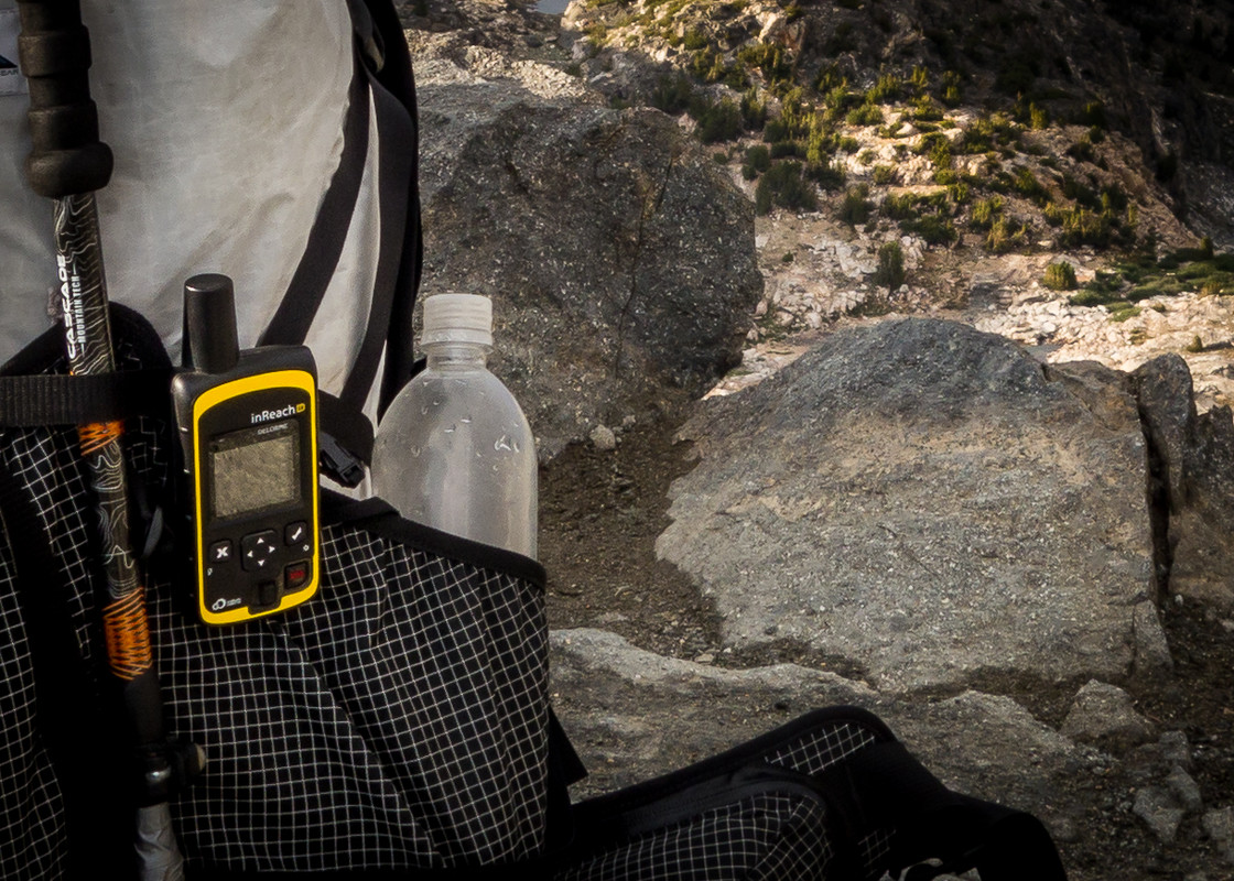 InReach in the Backcountry