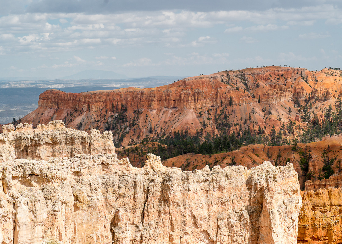 Many Layers of Bryce