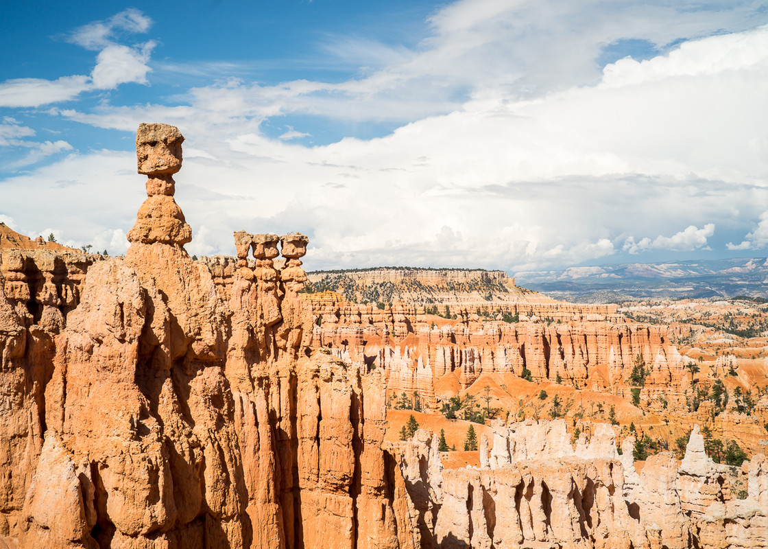 Thor's Hammer and more hoodoos